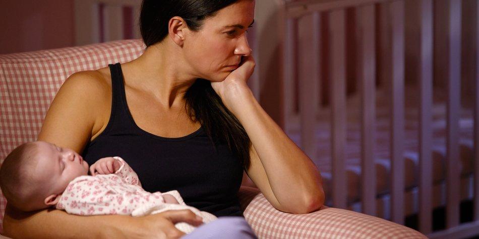 Eltern sind nach 1. Kind unglücklicher