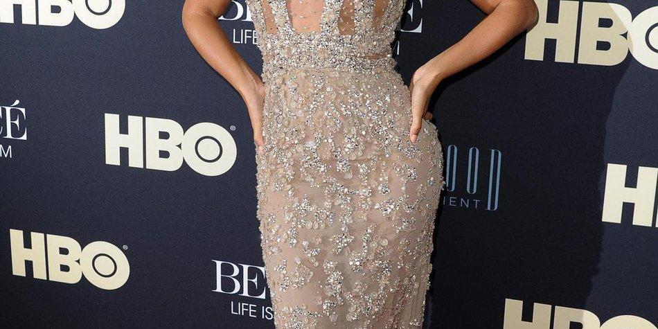 Beyonce vermietet ihre Kleider im Online-Shop