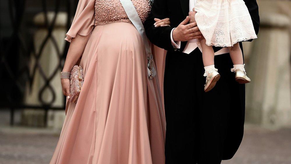 Prinzessin Madeleine: Neue Infos zum Baby-Prinzen