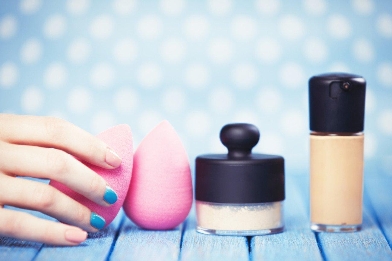 Beautyblender richtig reinigen