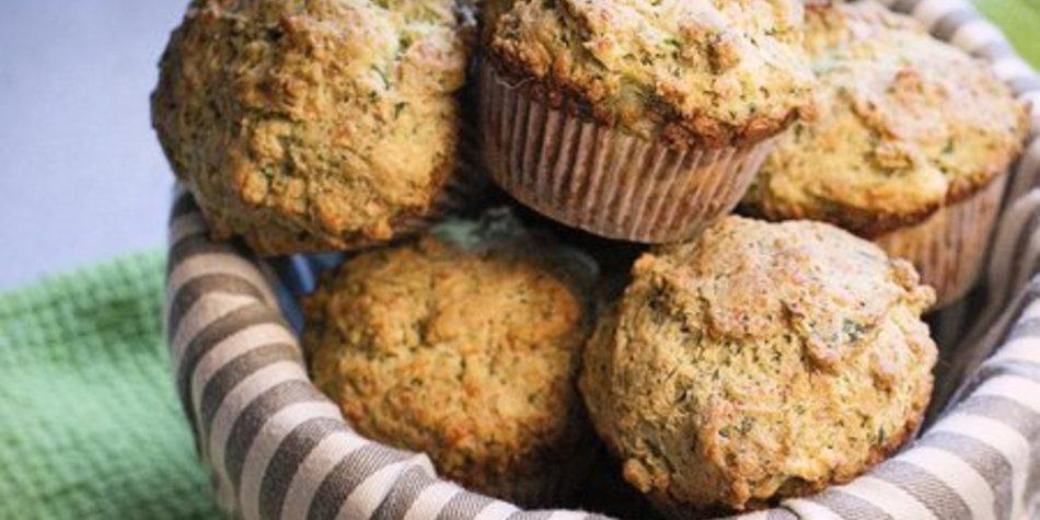Focaccia Muffins