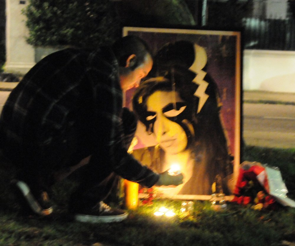 Amy Winehouse ist tot - Promis trauern
