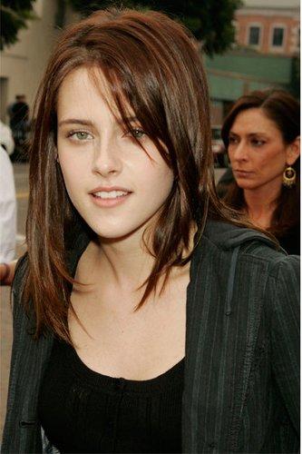 Teenager Kristen Stewart