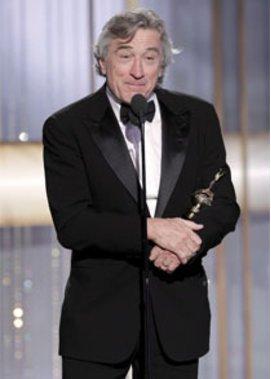 Robert De Niros Cecil B. DeMille Award zerbrach