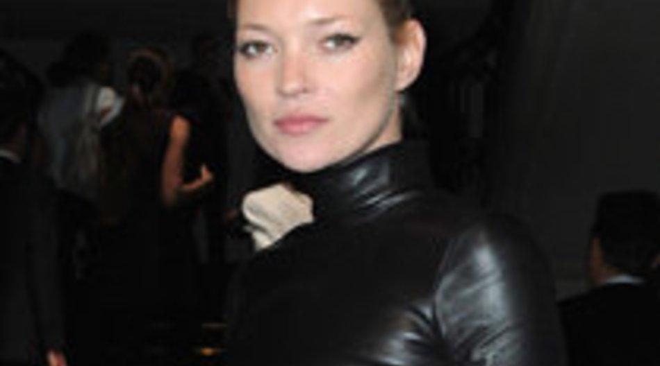 Kate Moss will weniger Aufmerksamkeit