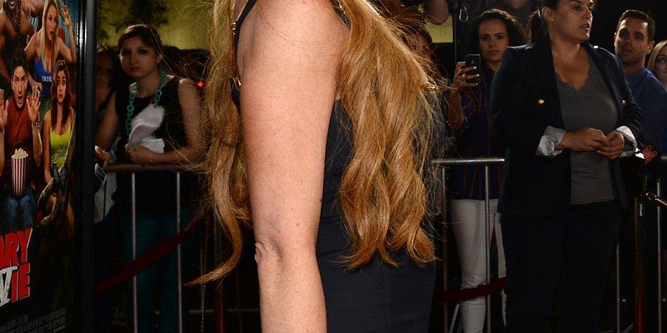 Lindsay Lohan will ihr Leben nach dem Entzug ändern!