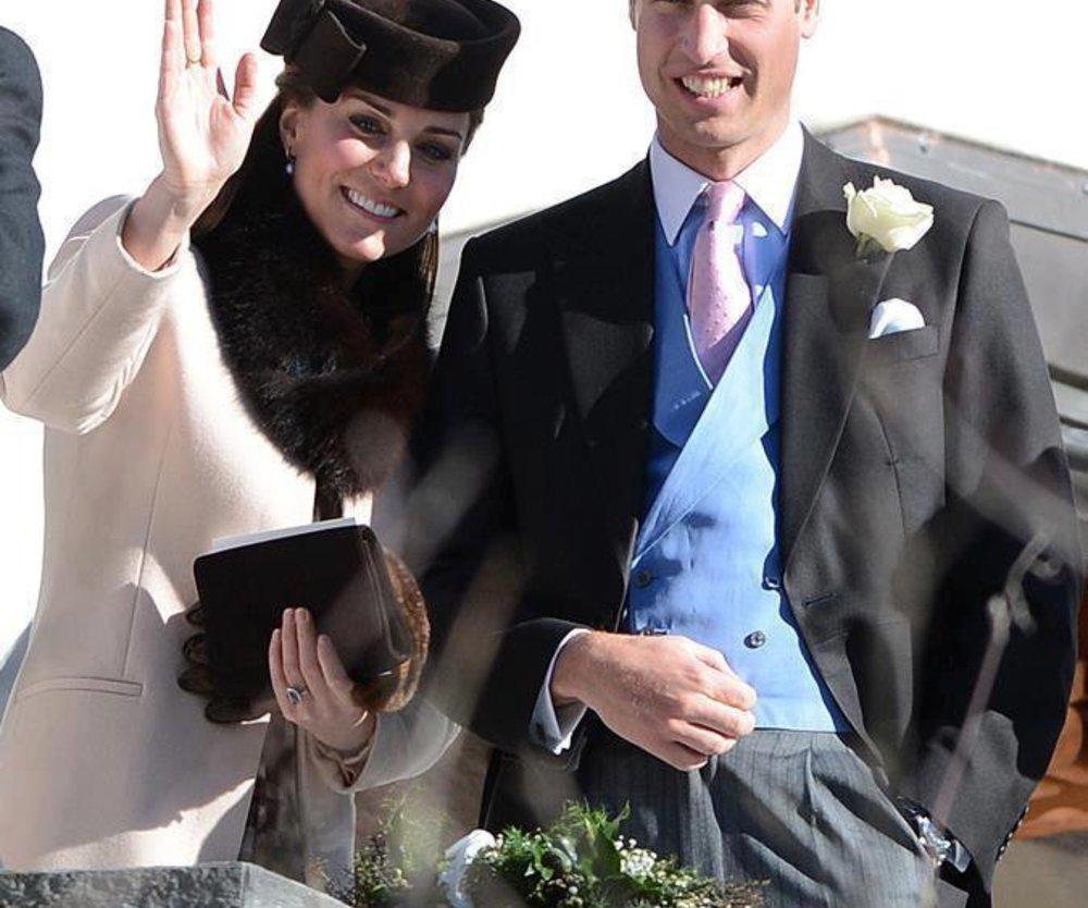 Prinz William sorgt für Lacher