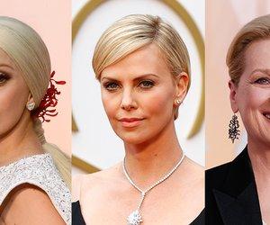 Lady Gaga, Charlize Theron, Meryl Streep