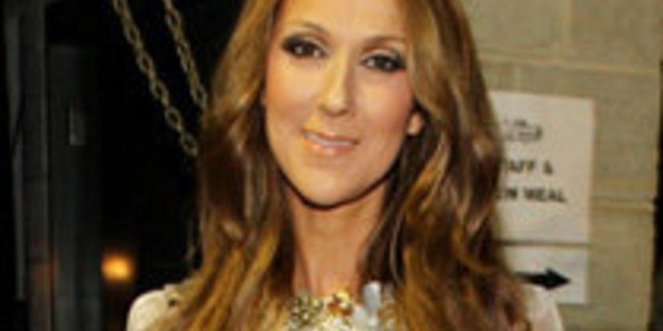 Céline Dion: Erschöpft, aber glücklich