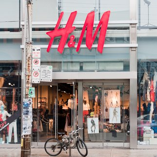 Shitstorm gegen H&M