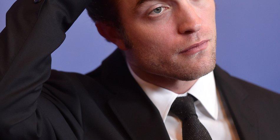 Robert Pattinson wird zum Einsiedler