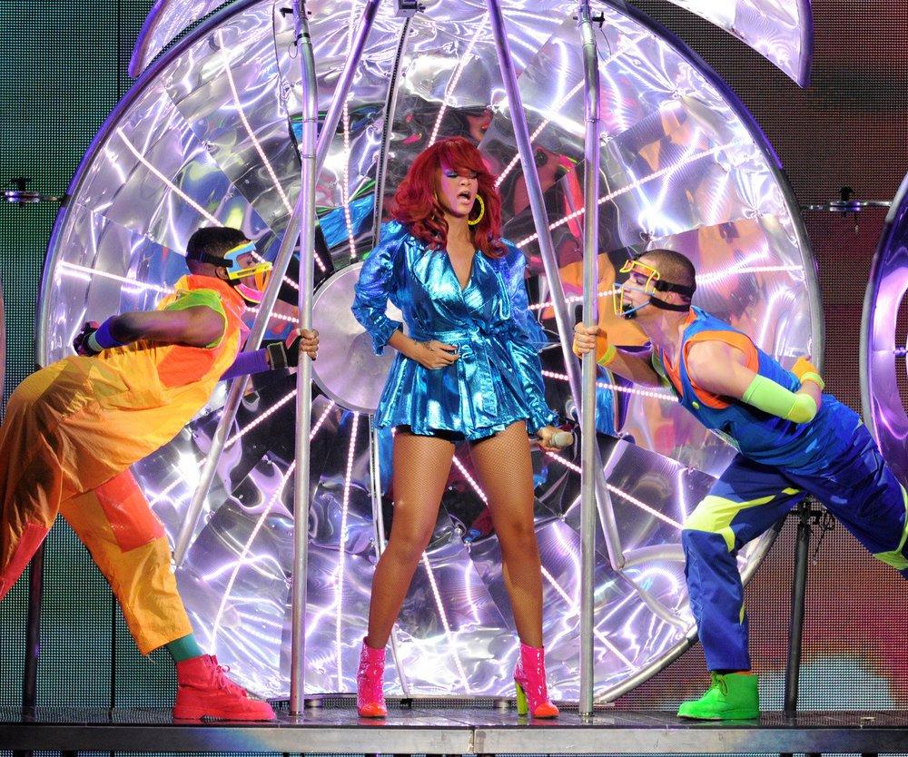 Rihanna und die Männer