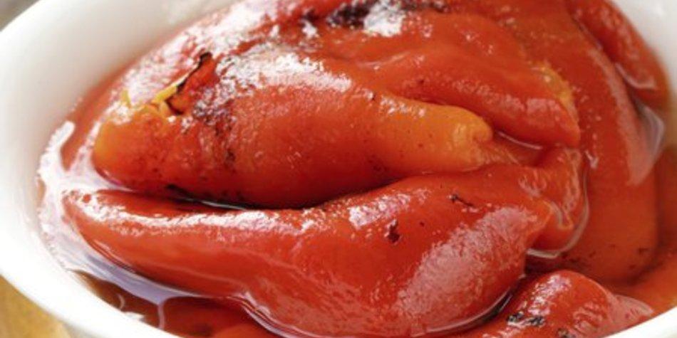 Eingelegte Paprika