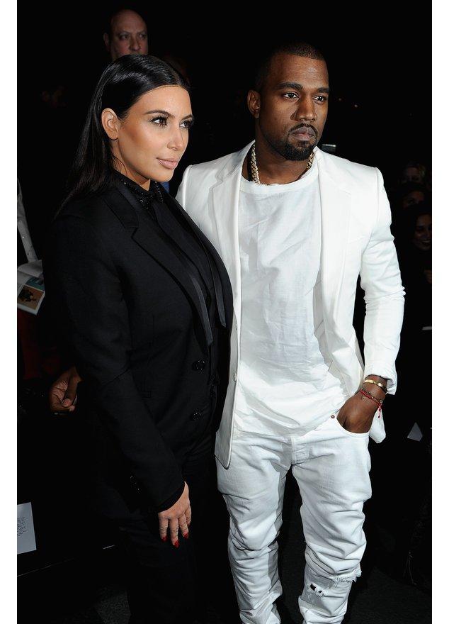 Kim Kardashian und Kanye West erwarten ihr erstes Kind
