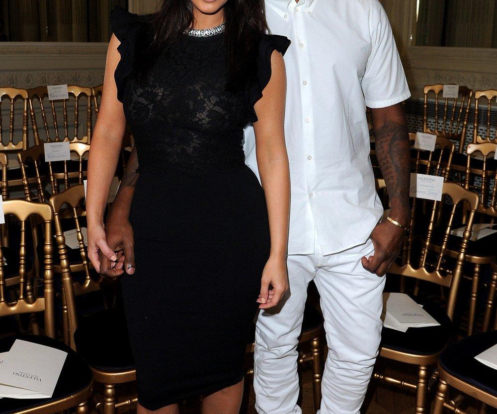 Kanye West zeigt seine kleine Tochter