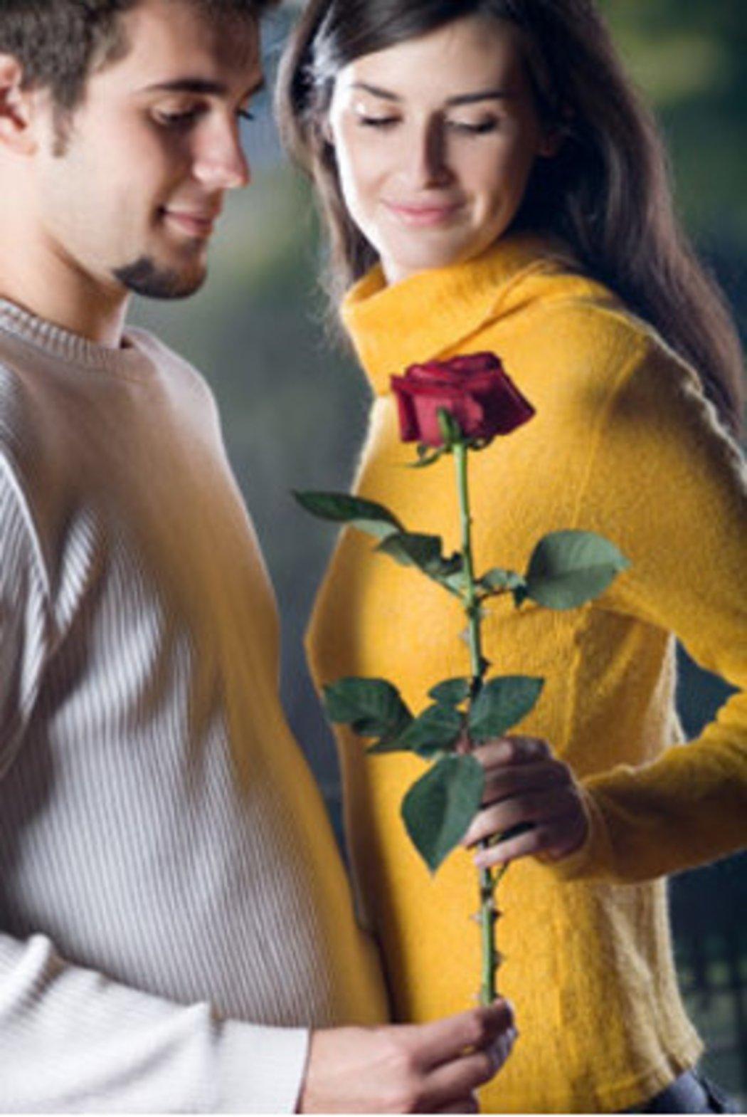 Was im ersten Jahr der Dating zu erwarten ist