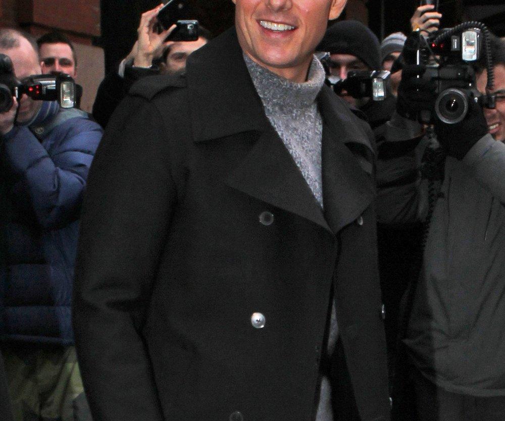 Tom Cruise wollte Priester werden