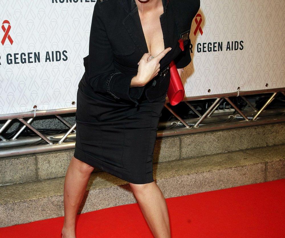 Katy Karrenbauer goes Hollywood