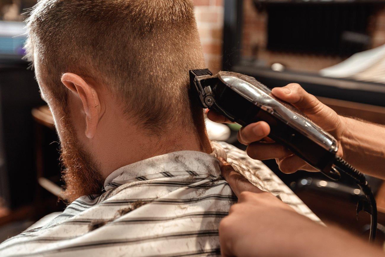 Männer Haare schneiden Anleitung
