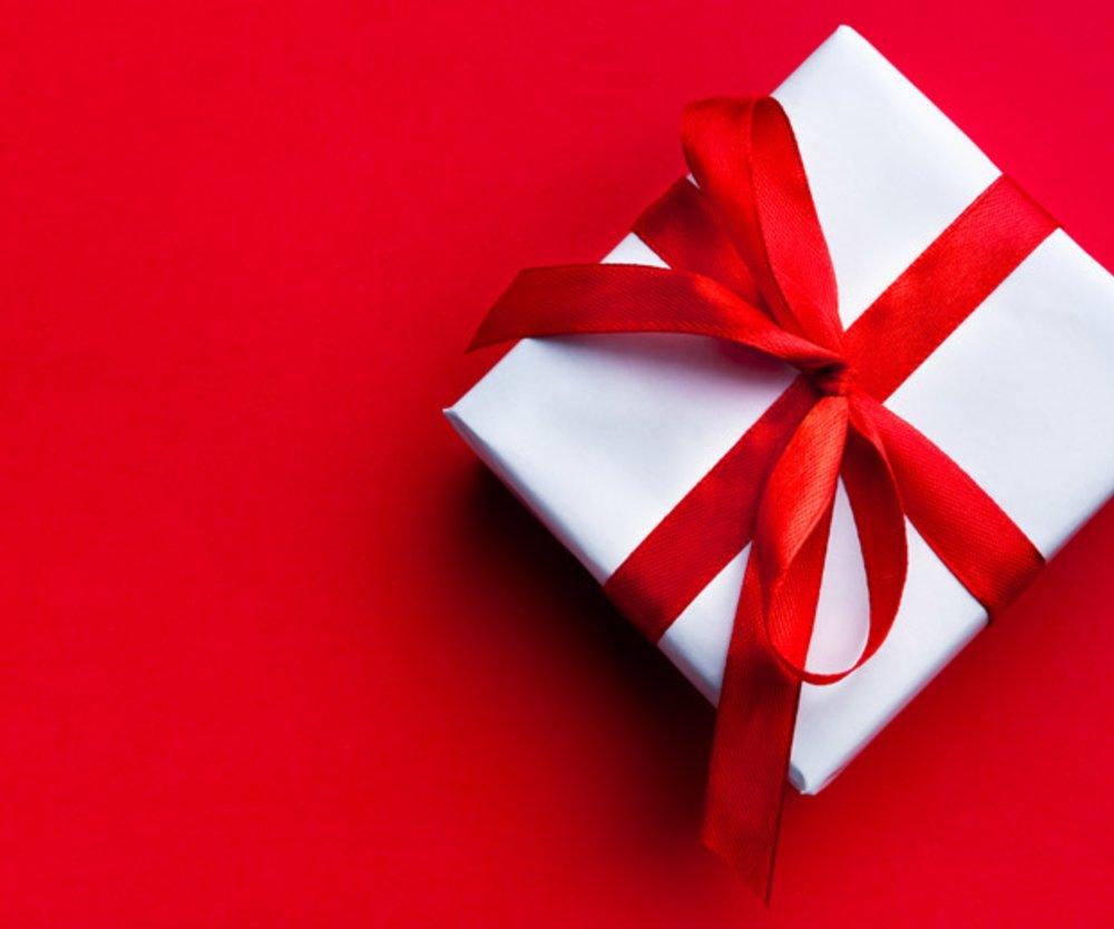 Valentinstags-Geschenke