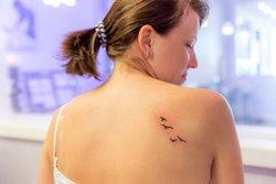 Tattoos abdecken