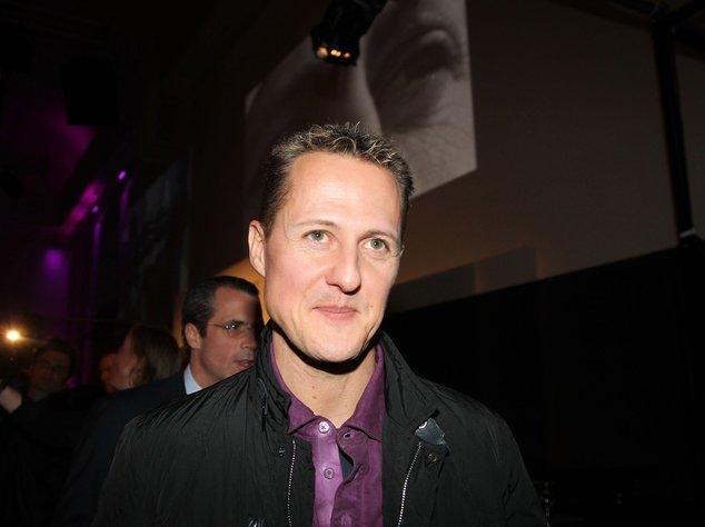 Michael Schumacher bei einem Event