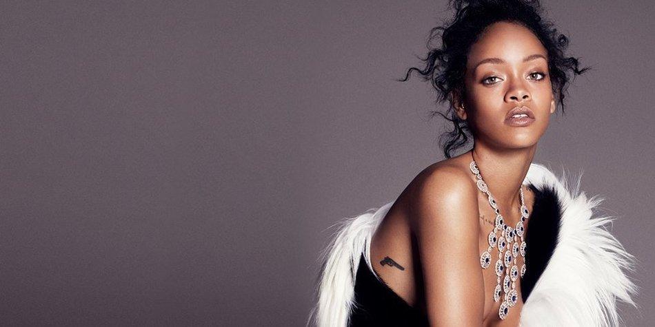 Rihanna hat einen schmutzigen Weihnachtswunsch