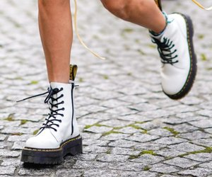 Neuer Winter-Schuhtrend: Hiking Boots!
