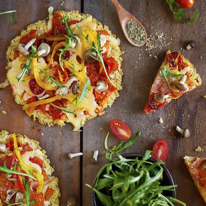 glutenfreie Pizza