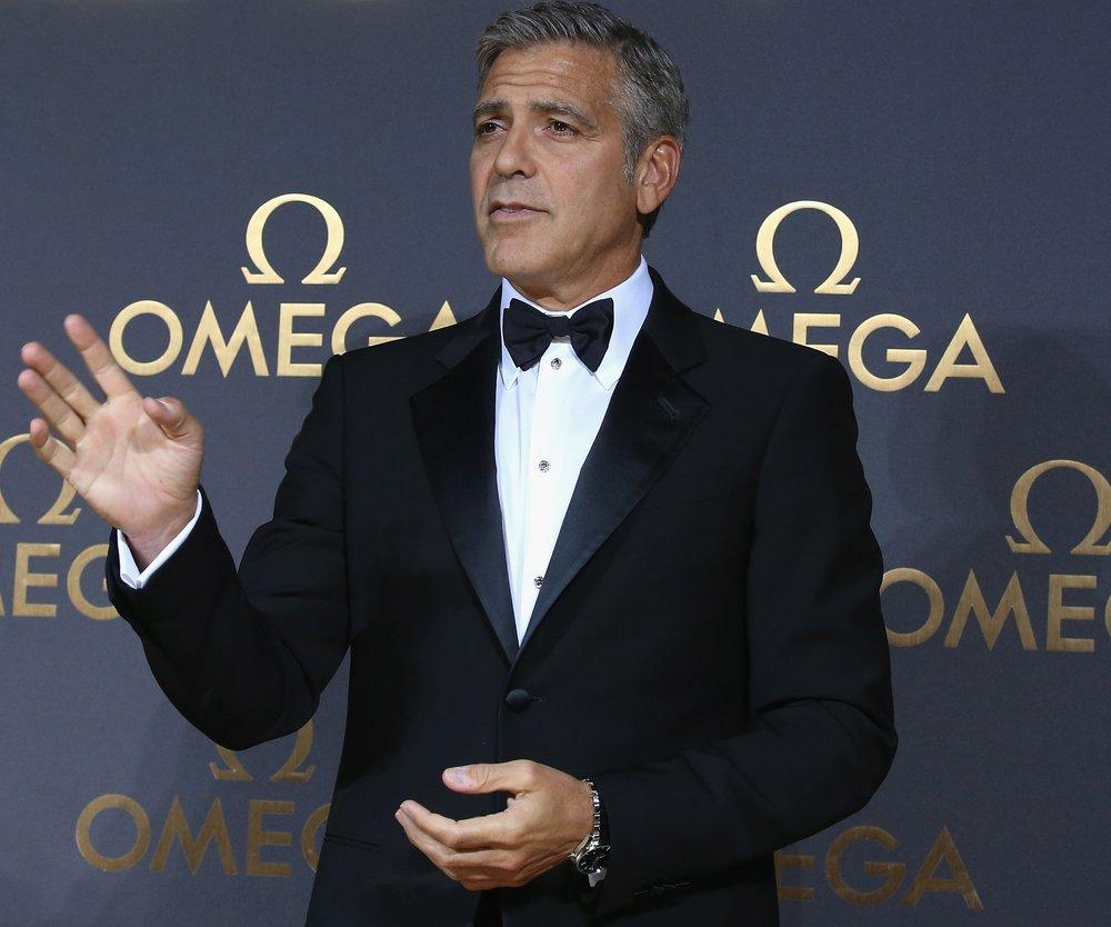 George Clooney: Seine Schwiegermutter kann ihn nicht leiden