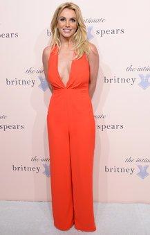 Britney Spears auf dem roten Teppich