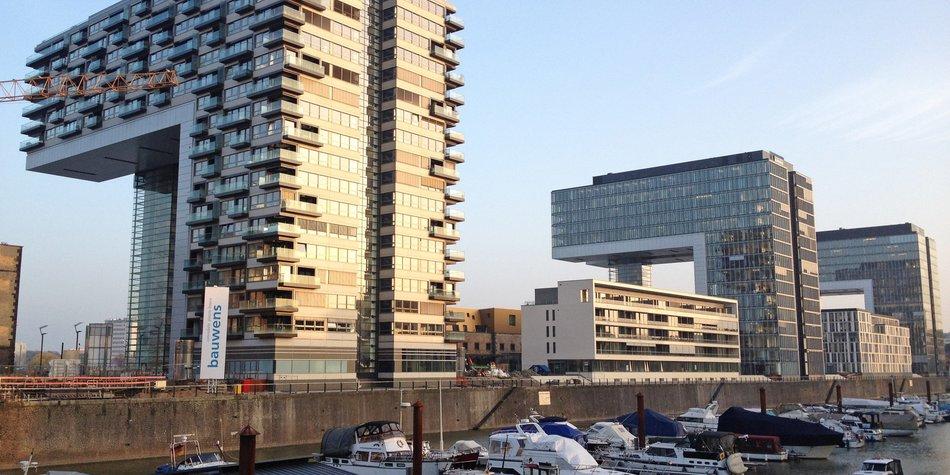 Köln 50667 droht der Rausschmiss aus den Kranhäusern