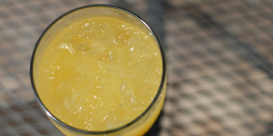 Limonade selbst machen