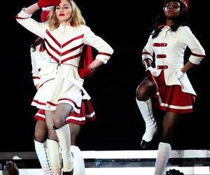 Madonna lässt Fans bei Konzert warten