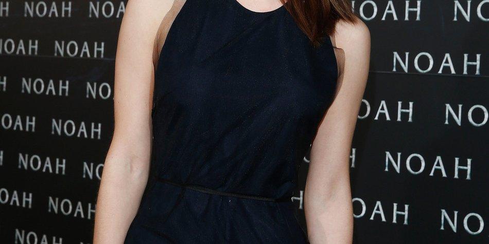 """Emma Watson drehte in """"Noah"""" zusammen mit ihren Kindheitsidolen"""