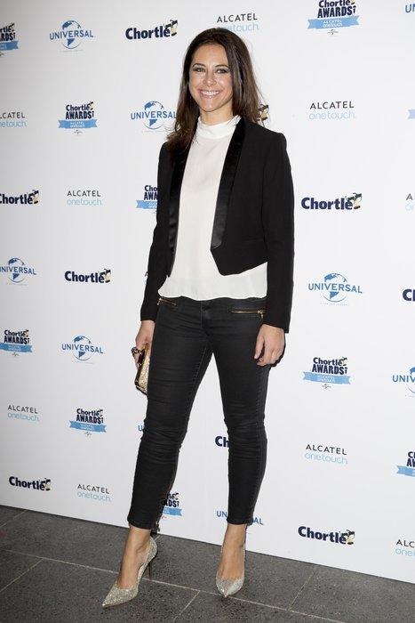 Belinda Stuart-Wilson bei den Chortle Awards
