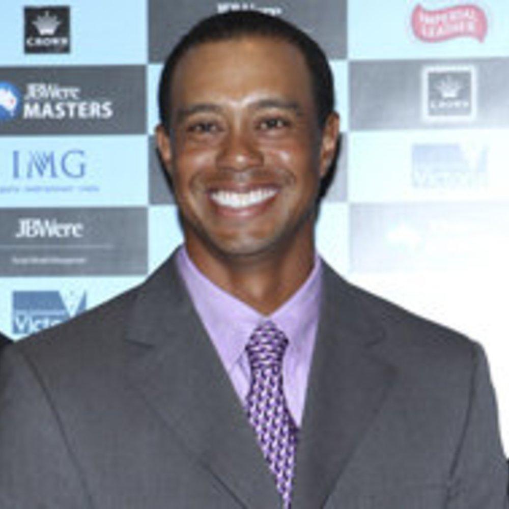 Tiger Woods feierte Thanksgiving mit seinen Kindern
