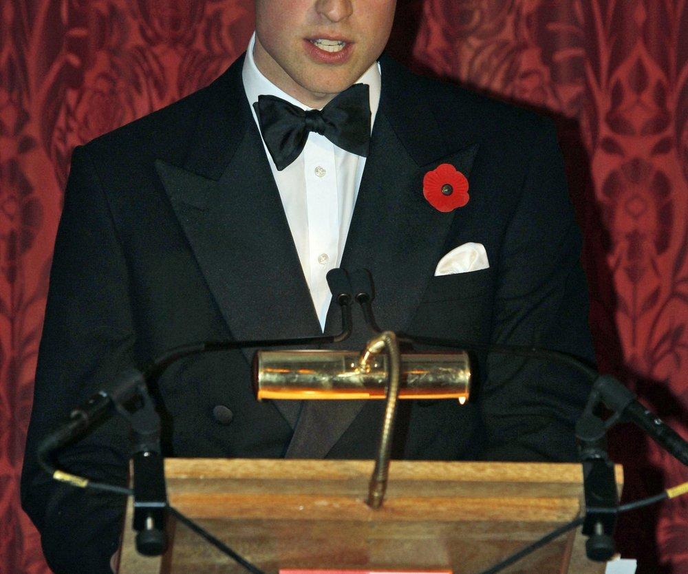 Prinz William vermisst seine Mutter