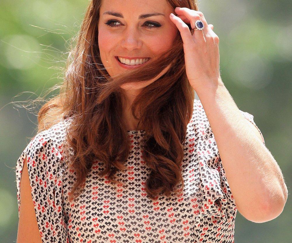 Kate Middleton: Verzicht auf Spray Tanning verriet ihre Schwangerschaft!