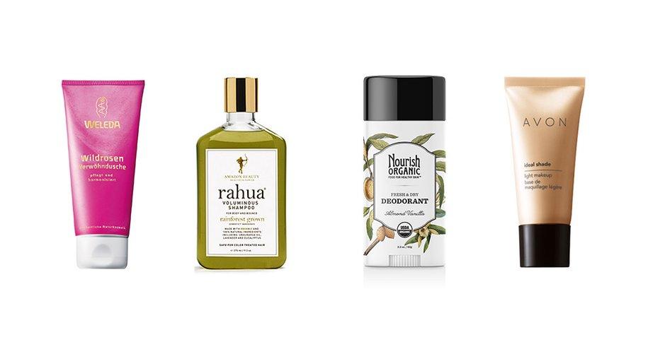 Glutenfreie Beauty-Produkte