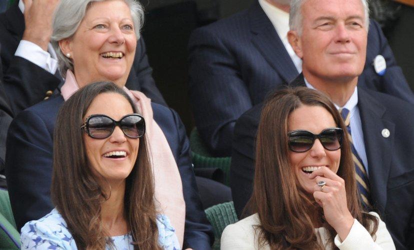 Pippa Middleton und ihre Schwester Kate.