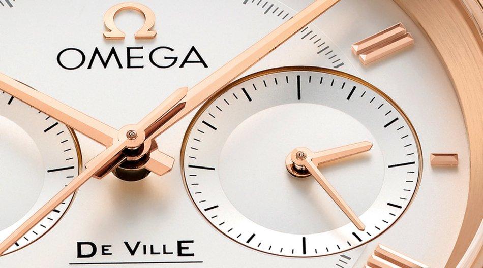 Omega Uhren sind purer Luxus am Handgelenk