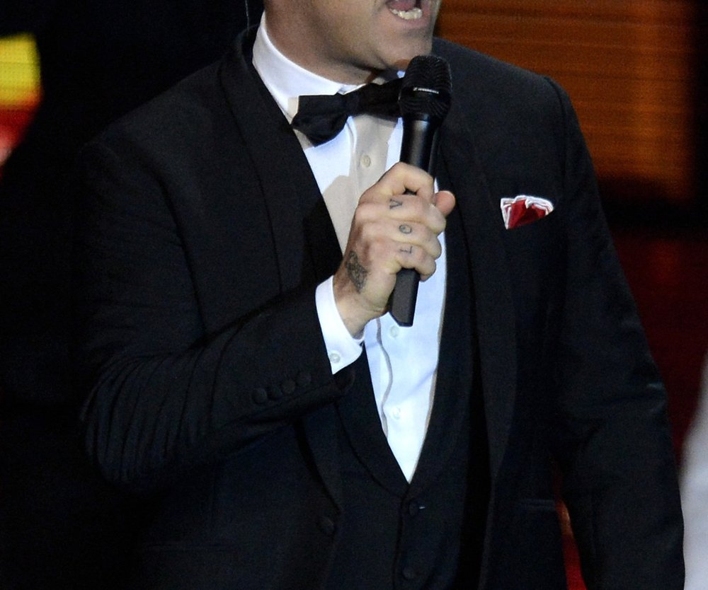 Robbie Williams wird 40!