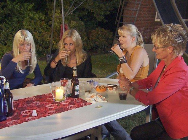 Bauer sucht Frau: Lena mit ihrer Familie