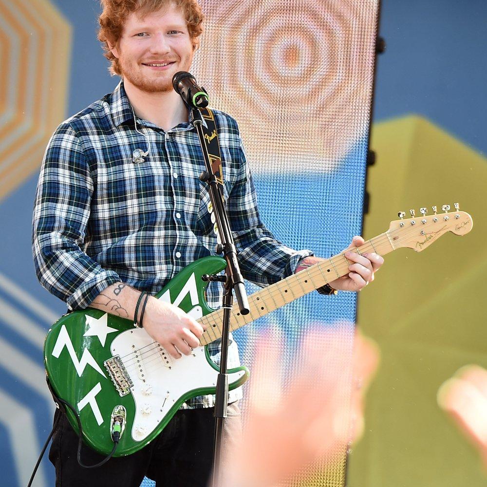 Ed Sheeran und Nicole Scherzinger verwirren mit ihrem Liebesstatus