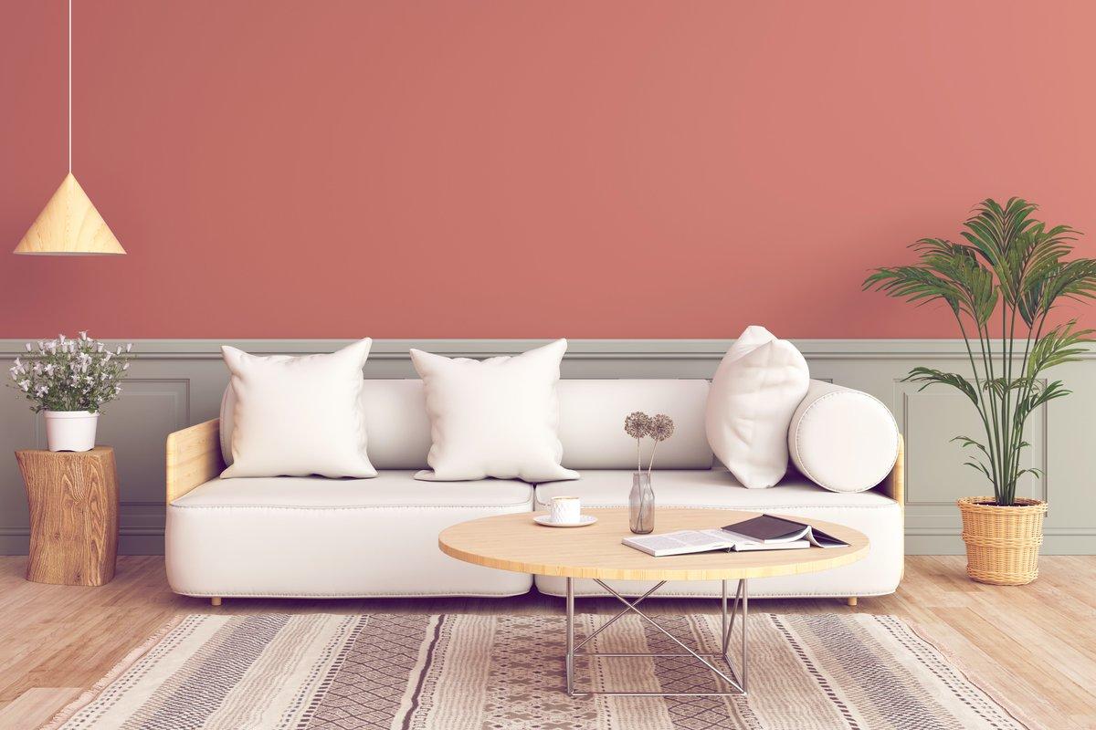 Wandfarben Trends 2020 Das Sind Die 5 Schonsten Farbtone Desired De