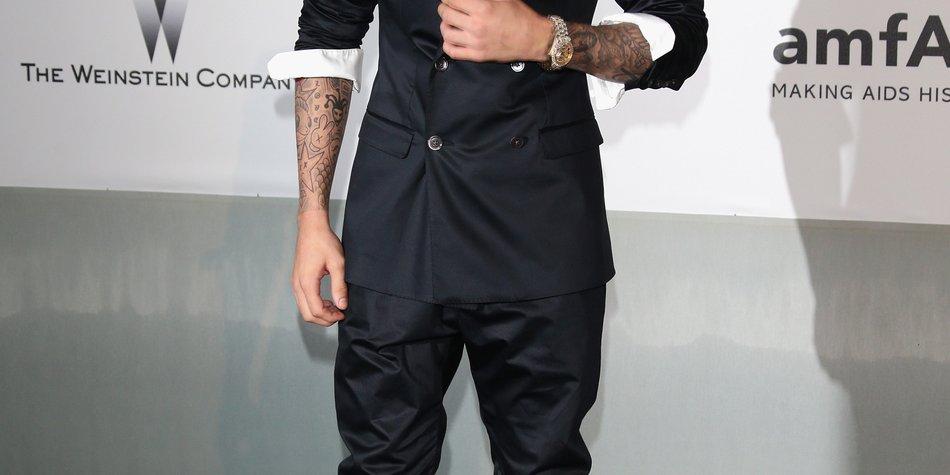 Justin Bieber spendet 545.000 Dollar an AIDS-Stiftung