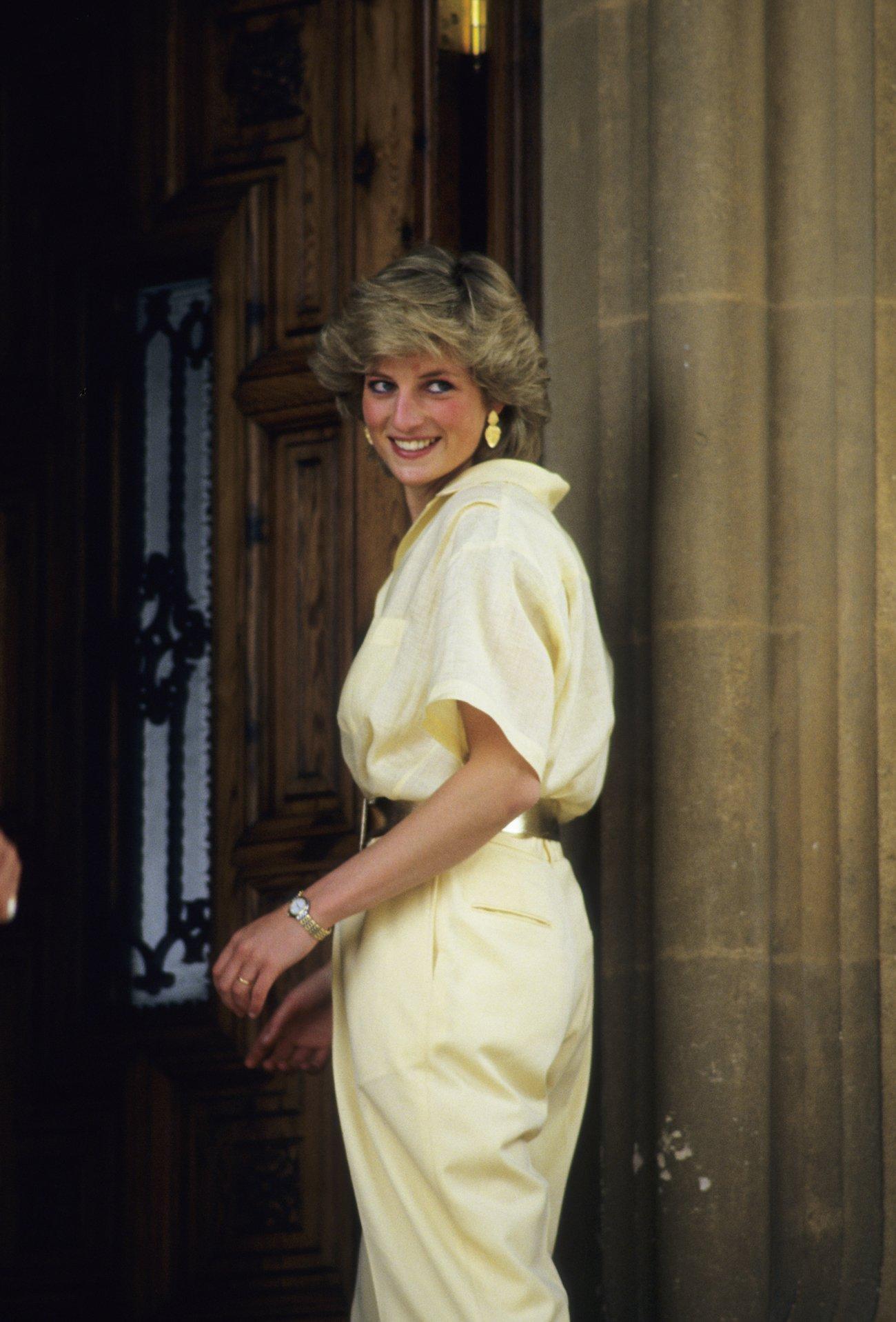 Diana-Blonde Prinzessin Diana