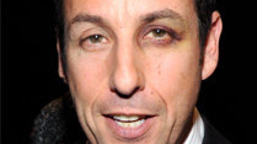 Adam Sandler: Blaues Auge auf den People's Choice Awards