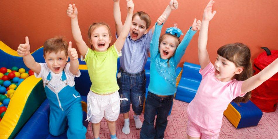 Aufsichtspflicht im Kindergarten